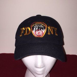 NYC Fire Department 6-Panel Hat